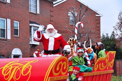 North Charleston Christmas Parade 2019 2018 Christmas Parade UPDATE!!!   City of Charleston